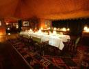 Jacks Camp Dining Area
