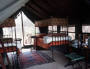 San Camp accommodation
