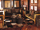 Nxabega Lodge lounge