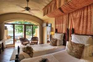 Chobe Game Lodge Luxury rooms