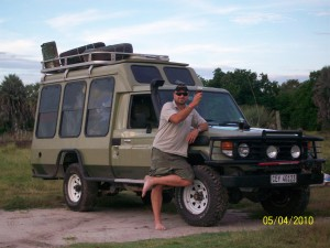 Guided Camping safaris
