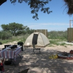 Mobile safari Camps
