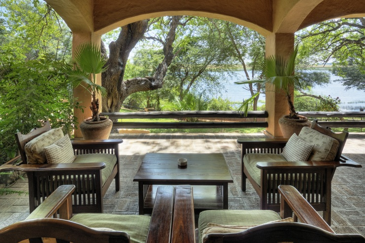 Image result for Chobe Game Lodge images